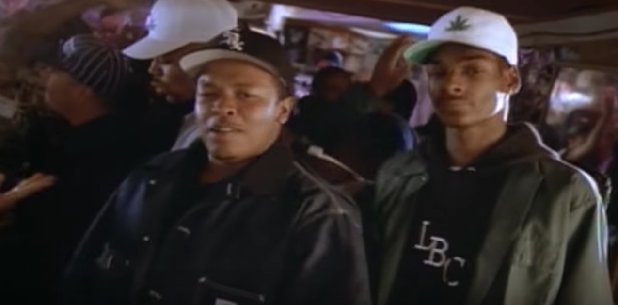 SNOOP DOGGY DOGG FT  DR DRE | THE NEXT EPISODE 1993 (LOST