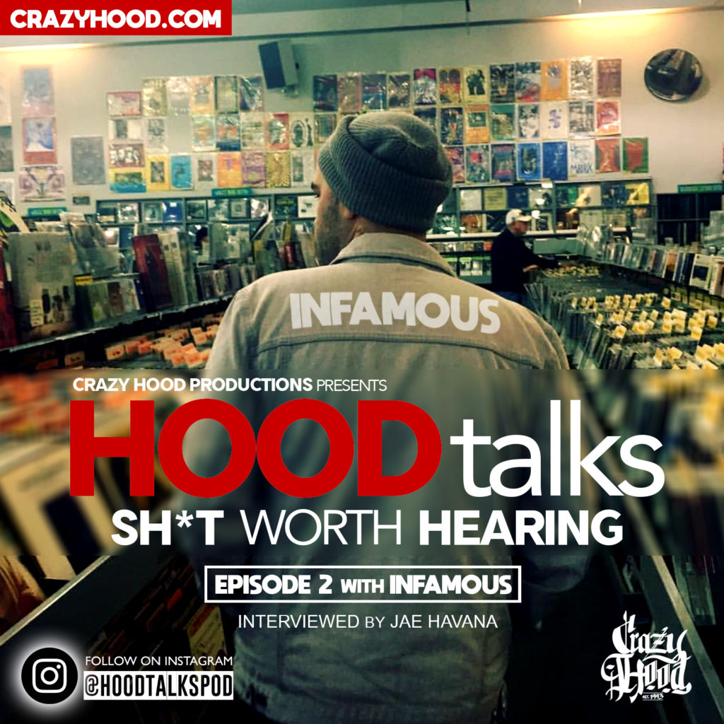 Infamous.HOOD.talks