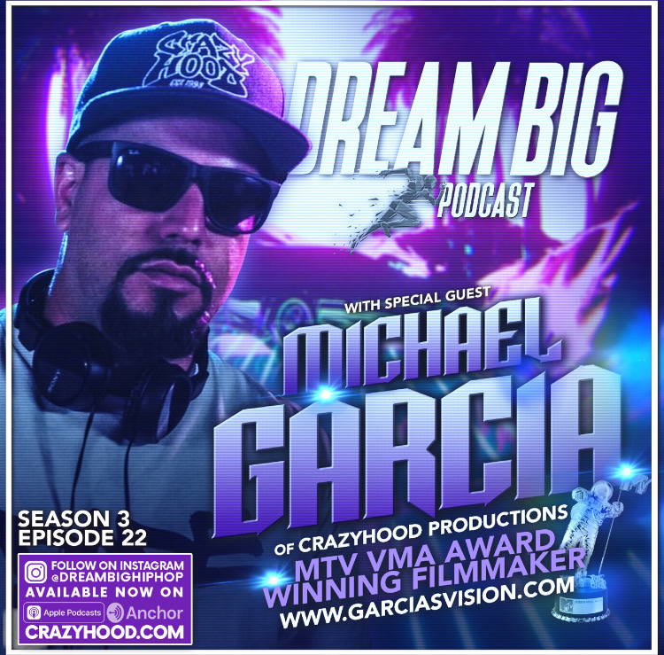 dream big michael garcia
