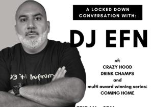 know the ledge dj efn interview