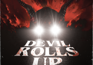 DEVIL ROLLS UP - COVER