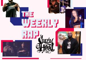 weekly rap week 8