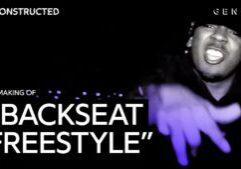 deconstructed kendrick lamar backseat freestyle